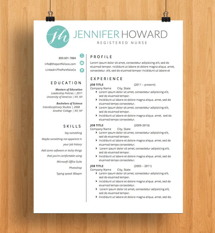 Photograph of Moira Quinn s resume  cover letter and business card
