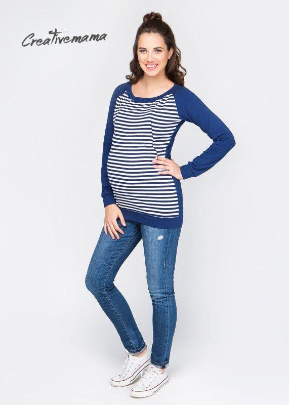 ✅РЕГЛАН NAVY (ХЛОПОК) 4️⃣2️⃣9️⃣ГРН Для Беременных и кормящих мам. Можно носить после беременности и грудного вскармливания. Стильный базовый лонгслив из натурального хлопка — базовая вещь в осеннем гардеробе любительниц натуральных тканей. Изделие имеет секрет кормления в виде потайных молний, что после родов позволит мамочке незаметно и комфортно кормить грудью в любом месте и ситуации парке, самолете, гостях, ресторане, магазине – ограничений нет! — Выгодно подчеркивает беременный…