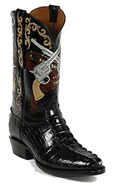 Black jack boots fort worth