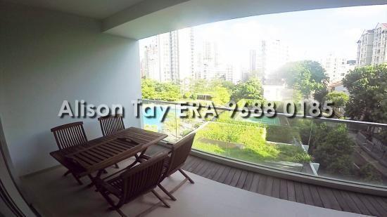 Condominium For Rent - Martin Place Residences, 2 Martin Place, 237988 Singapore, CONDO, 2BR, 1163sqft, #19534317