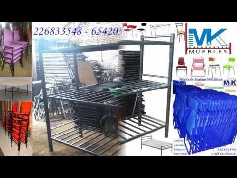 Camarotes Metalicos Fabrica de Muebles - 226833548 - 228087623