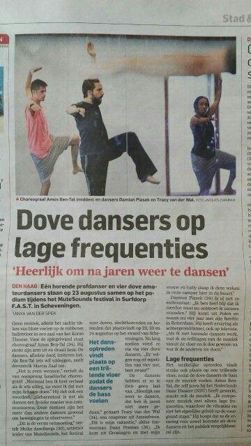 Algemeen Dagblad - augustus 2014