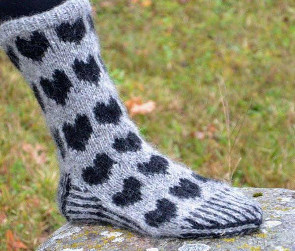 Nothing like handknitted socks.....