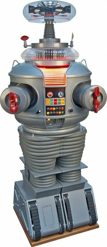 Robot of Lost in Space