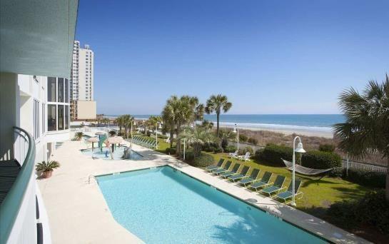 Hampton Inn Myrtle Beach, SC - Booking.com