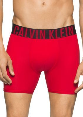 Calvin Klein Mens Impact Power Microfiber Boxer Briefs