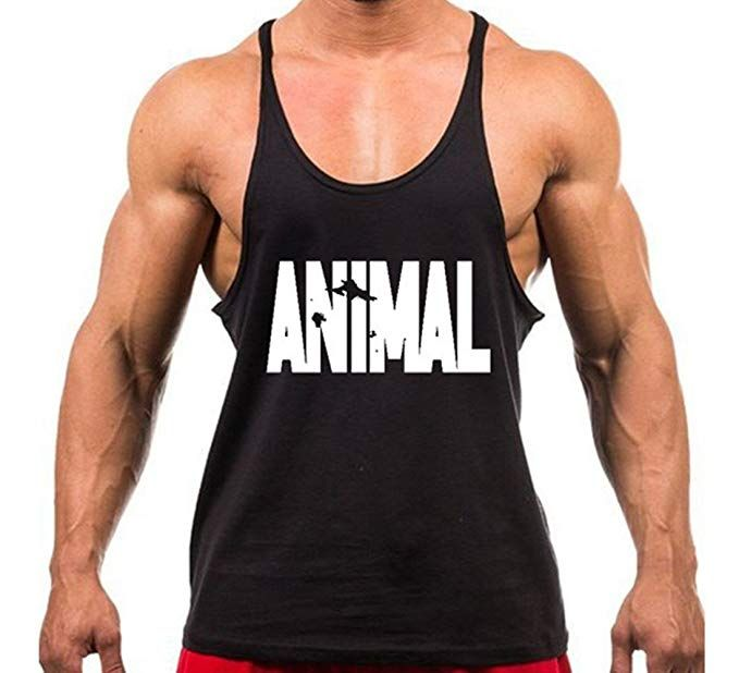 low priced ca52c ae18a Volon Tanktop Herren Fitness Unterhemd Tankshirt Animal Tops ...
