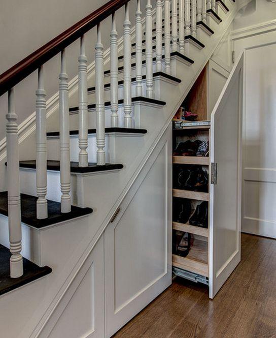 Hidden Interior Slides This Slide Out Cabinet For
