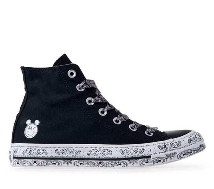 nyaste webbutik halva priset Miley Cyrus CT All Star Hi | Platypus Shoes NZ | sneakers ...