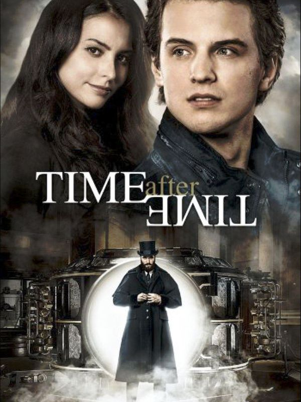 Time After Time (2016) une série TV de Kevin Williamson avec Freddie Stroma, Joshua Bowman.