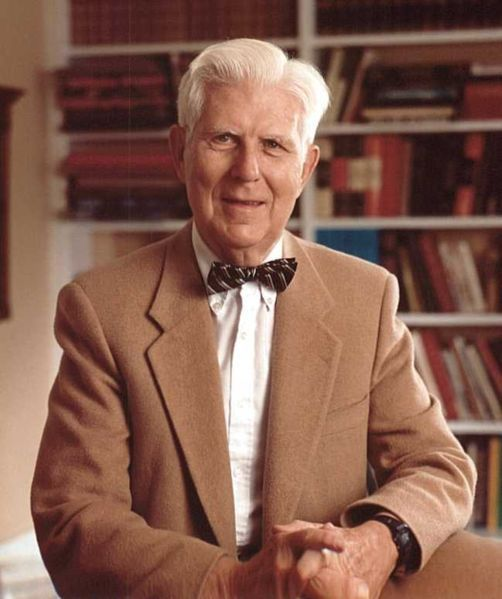 Dr. Aaron Beck, founder of Cognitive Behavioral Therapy.  CBT is my preferred modality.  I LOVE IT!!