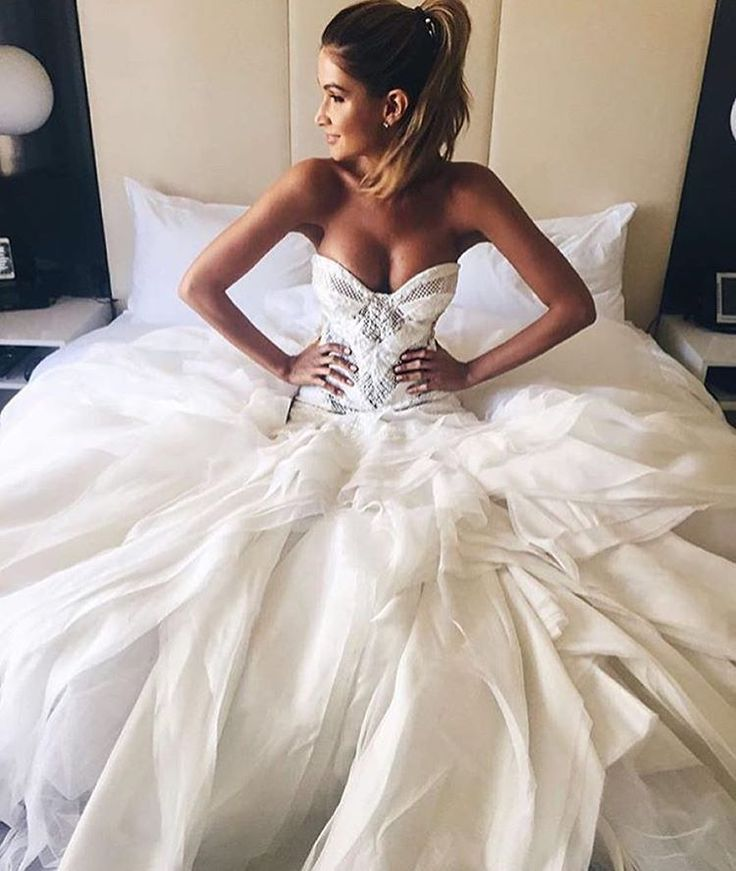 366 best Wedding Dresses images on Pinterest