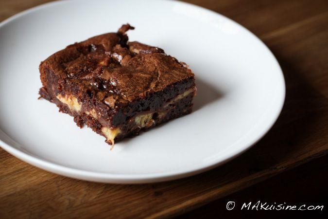 Une recette de fondant chocolat et banane idéale à faire avec vos enfants