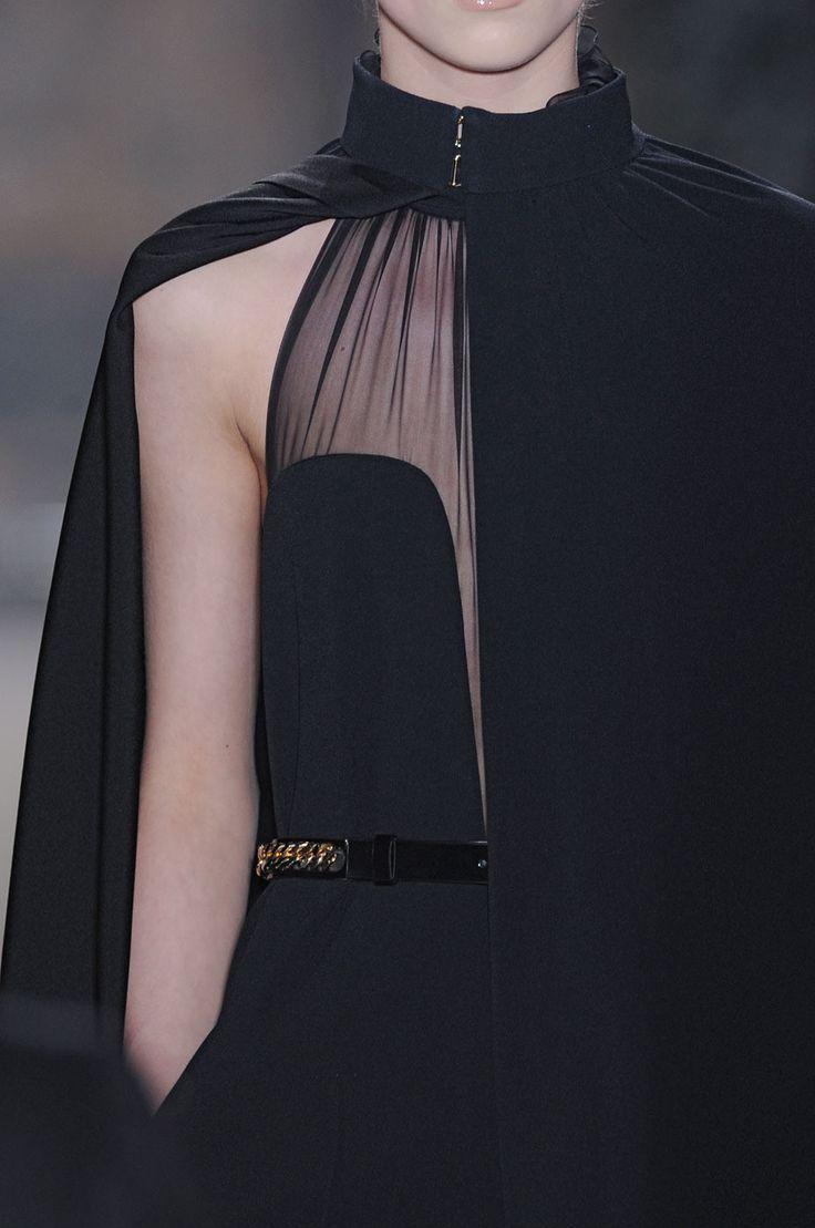 details at Yves Saint Laurent