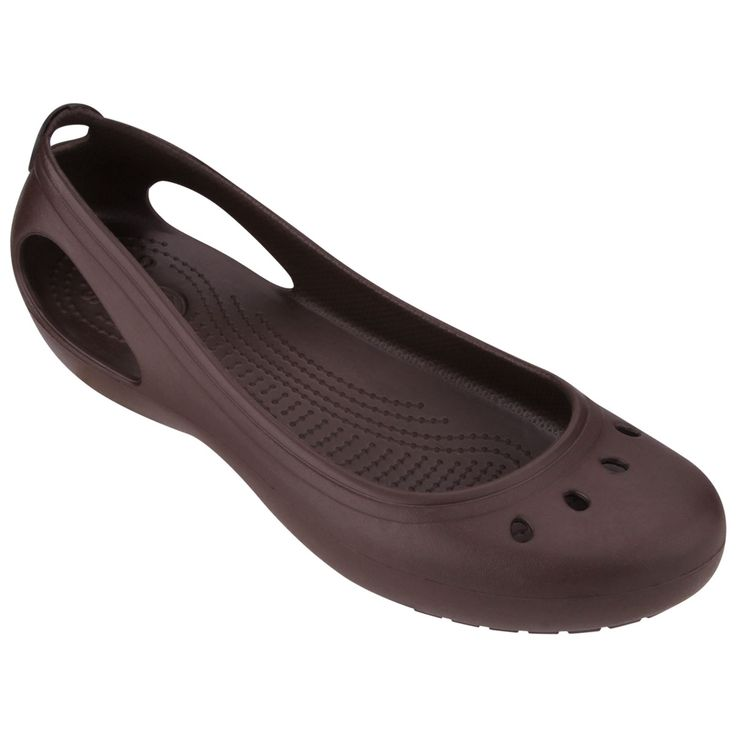 Sapatilha Crocs Kadee Marrom Escuro   Netshoes