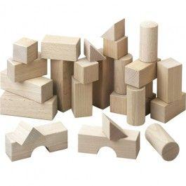 haba basisset bouwblokken   ilovespeelgoed.nl