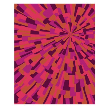 Sunset Rug: Sunsets Rugs, Wool Rugs, Products, Plum