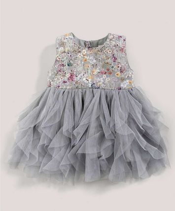 Baby dress inspiration; full dress for L, add skirt to body suit for K /Mamas&Papas