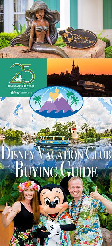 Everything you need to know if you're thinking about becoming a DVC Member!
