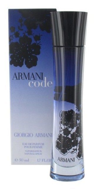 Giorgio Armani Code pour Femme Perfume For Women EDP 50ml #giorgioarmani