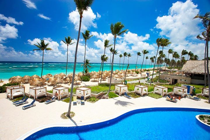 Punta Cana is the eastern most resort in the Dominican Republic and is known for its fine hotels, a fine variety in the foods offered on its menus and a wide variety of accommodations for any budget.