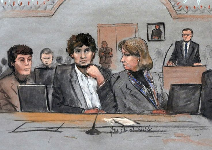 Boston Marathon Bomber Dzokhar Tsarnaev Gets the Death Penalty - The Atlantic