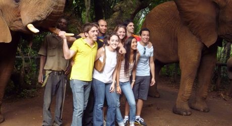 IE Business MBAs Fly to South Africa to Guide Social Projects