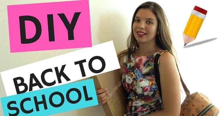 BACK TO SCHOOL DIY BINDER-HOW TO ORGANIZE YOUR BINDER