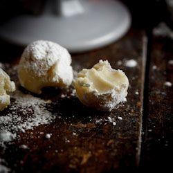 White Chocolate - Cigar truffles for my Sweet