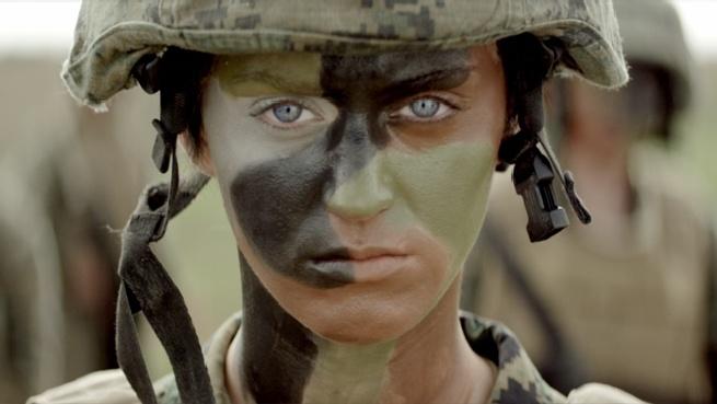 Katy Perry's new video..... la nuova Soldato Jane! @aconti_Tgcom24