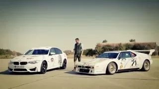 BMW M3/ M1 Procar Brezel Drift for Oktoberfest