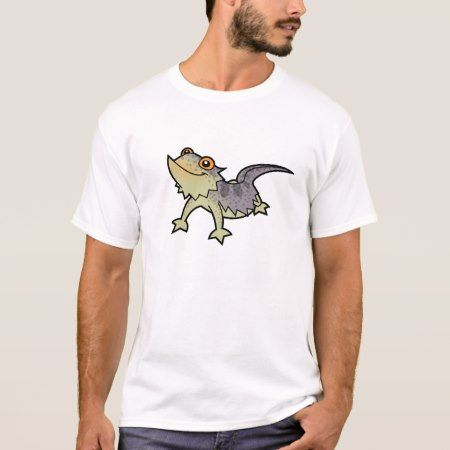 Cartoon Bearded/Rankin Dragon T-Shirt - tap, personalize, buy right now!