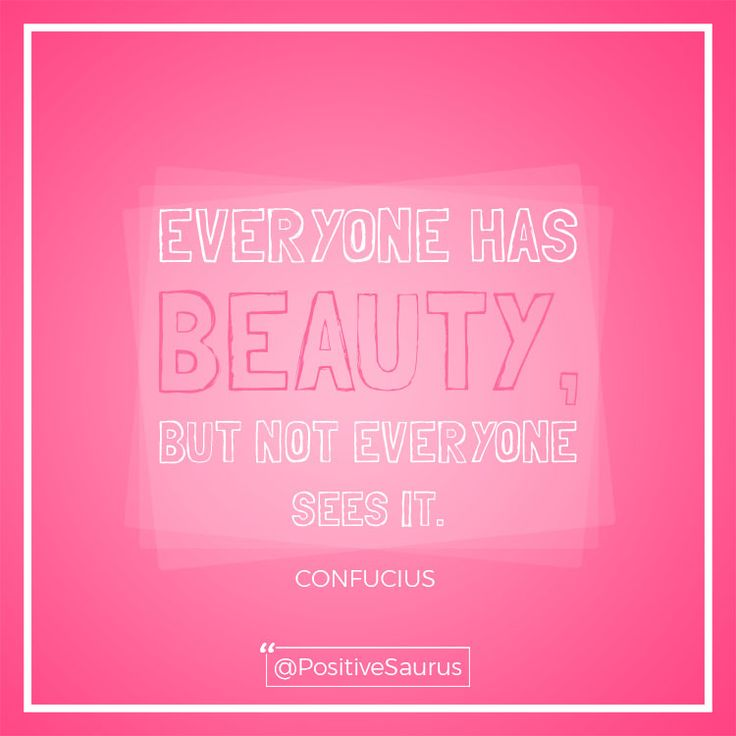 """Everything has beauty, but not everyone sees it."" Beauty quote by Confucius #PositiveSaurus #BeautyQuotes https://positivethesaurus.com/positive-beauty-quotes/"