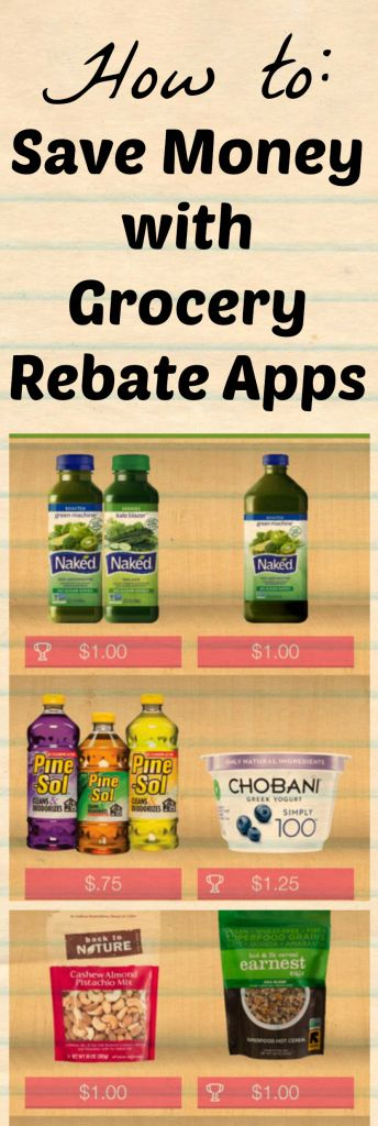 Save on groceries in an easy and FUN way, especially for phone savvy college students :)