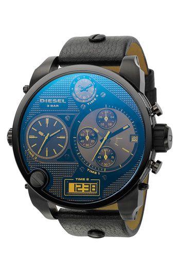 DIESEL® Time Zone Watch
