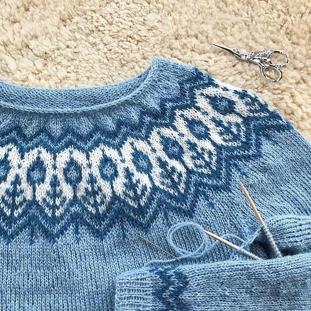 Стирки: проект галереи для шаблон Whinfell свитер Дженнифер Steingass