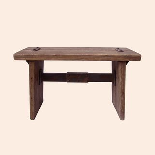 @Overstock.com - Rustic Forge Large Console Table - Accent your living-room decor with this rustic large console table. Combining stylized faux iron with the appearance of stoic iron smithing, this antique-looking table is the perfect addition to any country, casual, or traditional decor.  http://www.overstock.com/Home-Garden/Rustic-Forge-Large-Console-Table/7233807/product.html?CID=214117 $345.99