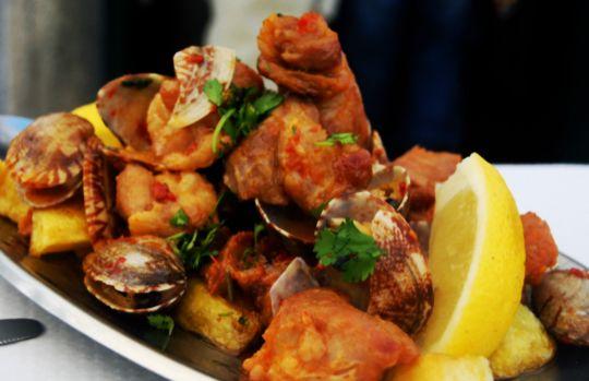 Carne de Porco Alentejana   Portuguesa   Receitas Gshow