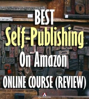 Do you want to self-publish your book? This review on the best online course for self-publishing on Amazon help get your first book published & make it a bestseller! #AhaNOW #author #authorlife #writing #writingtips #writinginspiration #writers #writeabook #ebook #books #bookstagram#booklover #bookaddict #bookmark #bookworm #selfpublish #amazon #online #course #review #blogpost #blogger #blogging #onlinemarketing