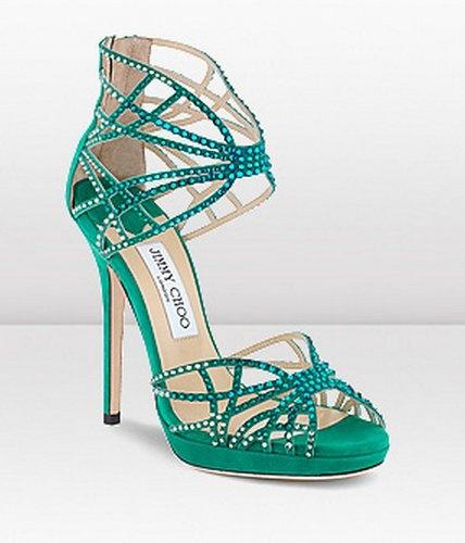 I sandali gioiello 2013 più belli e preziosi, per notti d'estate scintillanti