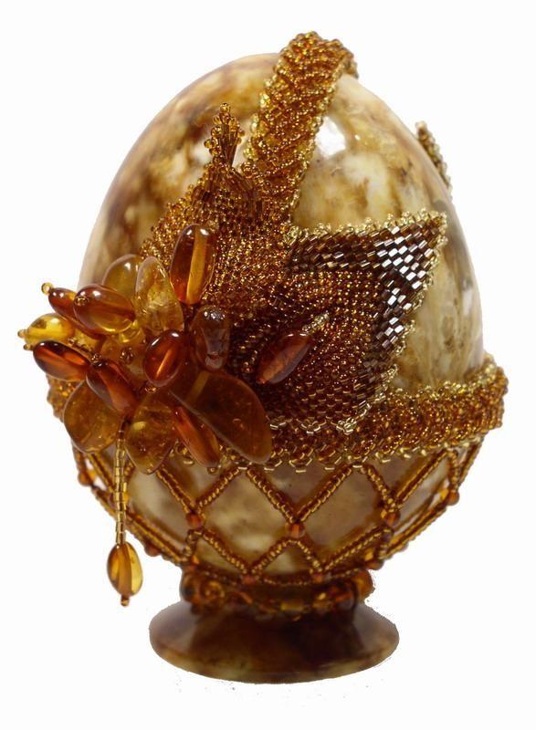 Beautiful ember egg