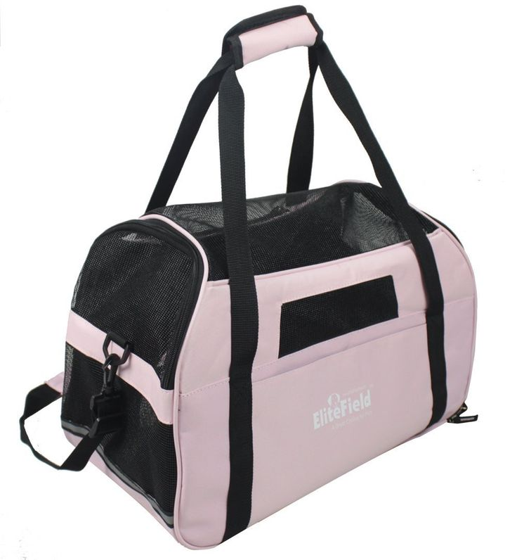 EliteField Soft Sided cat Carrier (3 Year Warranty…