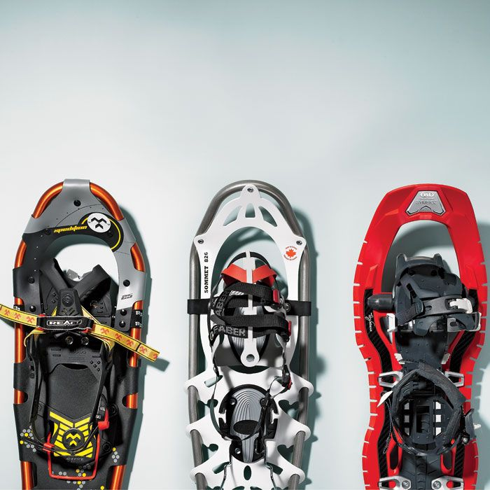 Snowshoes for the backcountry - Tubbs Expedition, Faber Sommet & TSL Symboiz among best in @outsidemagazine 2014 buyer's guide