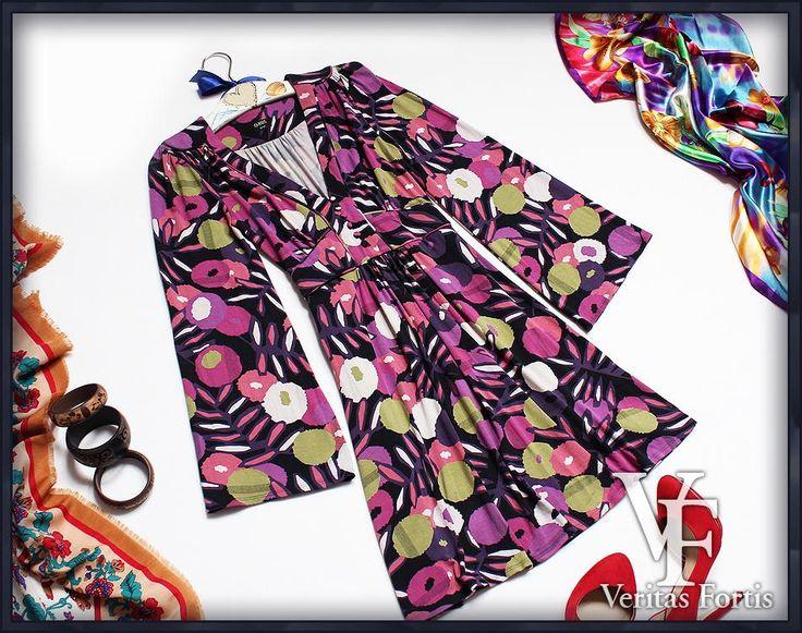 OASIS dzianinowa Sukienka Etno Orient 34/36/XS/S