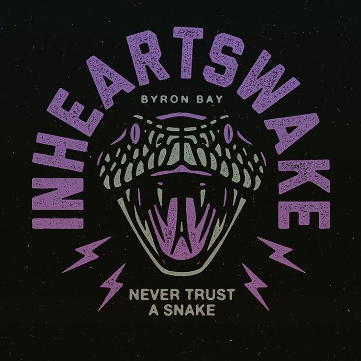 inheartswake #design #logo #inspiration