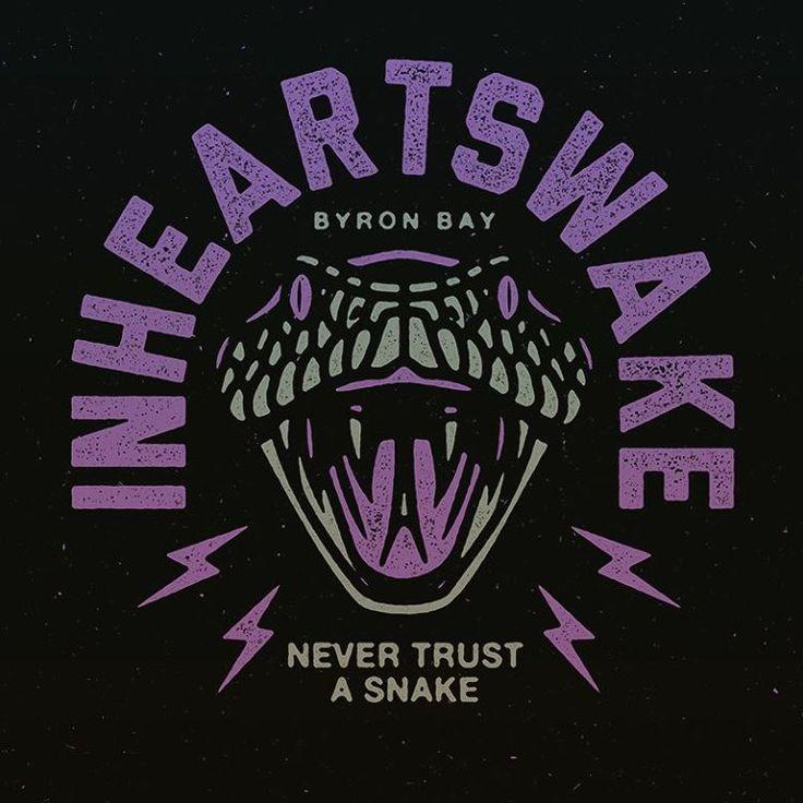 inheartswake #design #logo #inspiration
