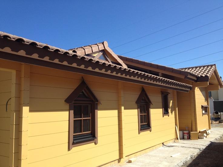 Casa Honka en la provincia de Cadiz