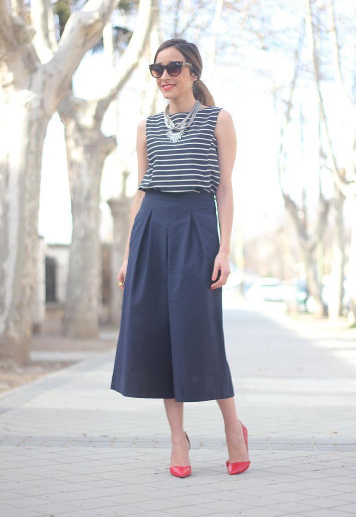 Culotte Pants | BeSugarandSpice
