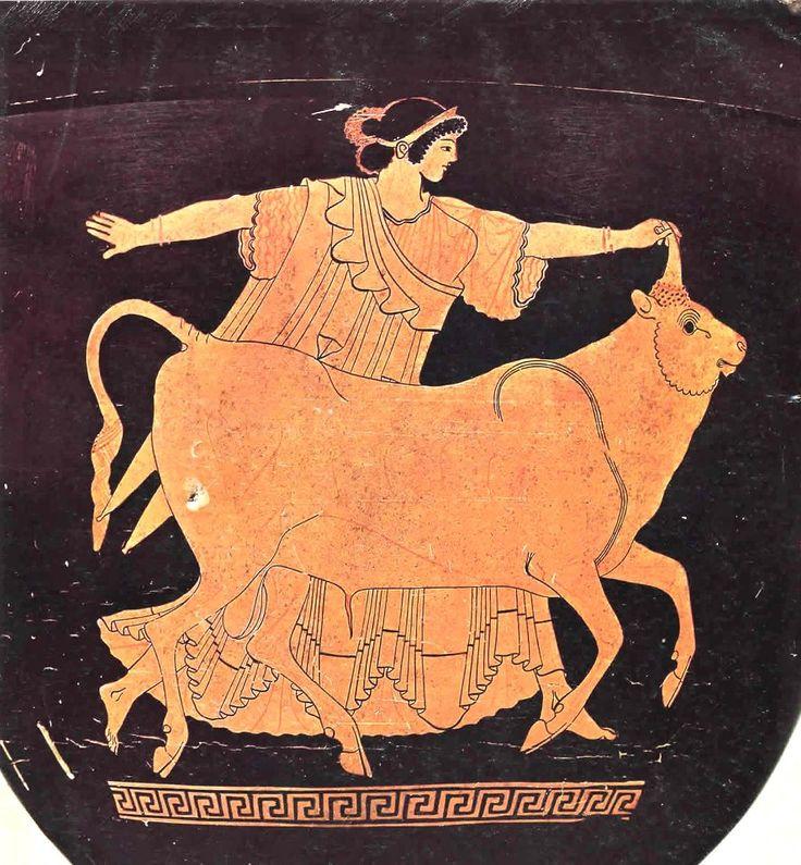Αποτέλεσμα εικόνας για europe mythologie wikipedia