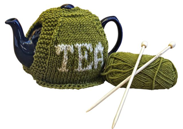 Simple Tea Cosy Knitting Pattern Free : Knitted Tea Cozy Patterns Free easy Knitting prizes and special offers with...
